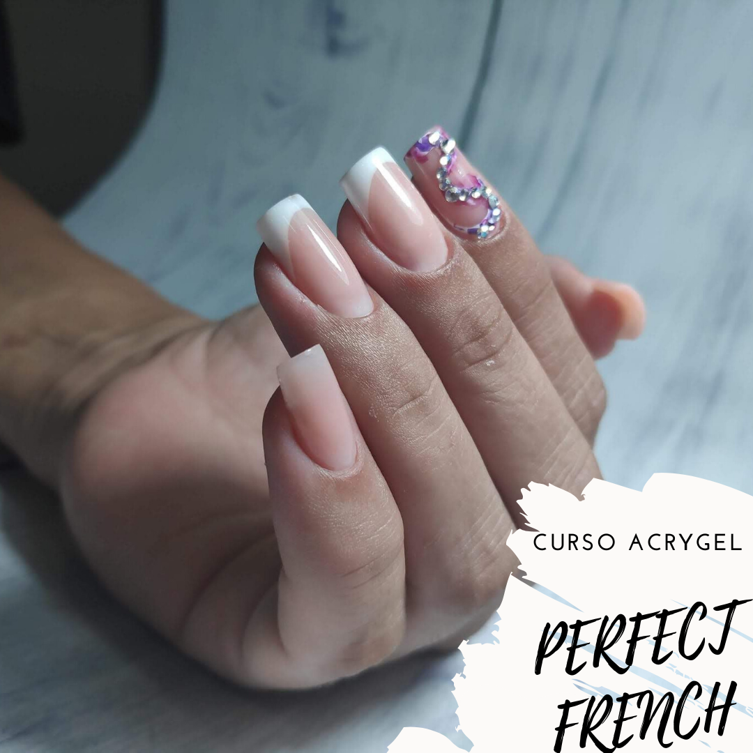 13 CURSO ACRYGEL PERFECT FRENCH